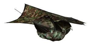 Clark NX-270 Four-Season Camping Hammock - CAMO
